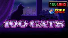 sloturi online 100 cats