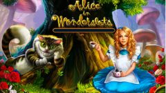 Alice in Wonderland sloturi online logo