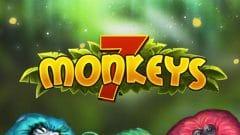 7 monkeys slot gratis logo