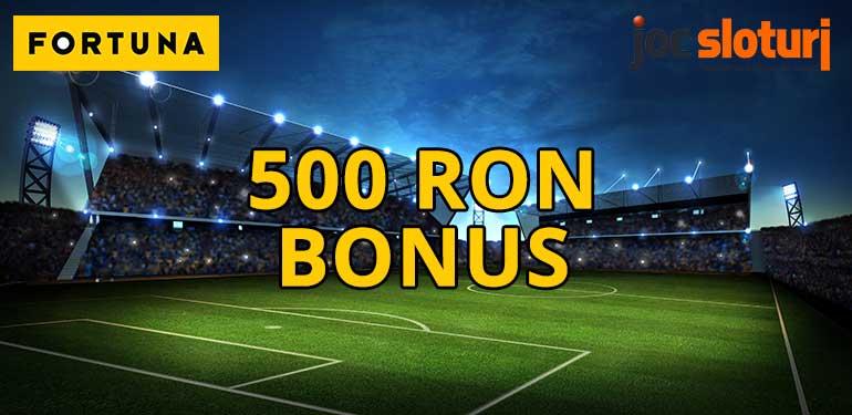 Fortuna 500 Ron Bonus