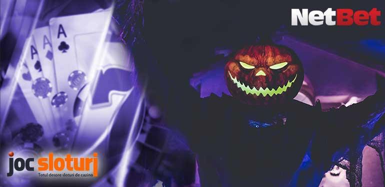 turneu de Halloween Netbet