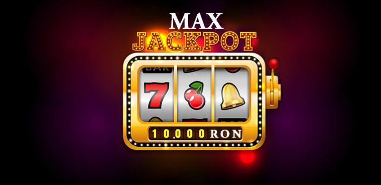 10.000 RON MaxJackpoturi