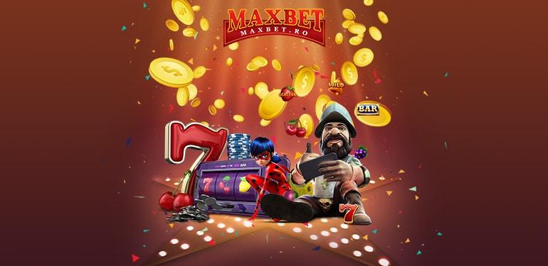 rotiri gratuite Maxbet