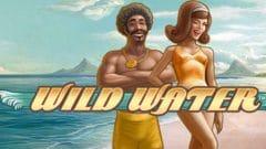 wild water netent logo