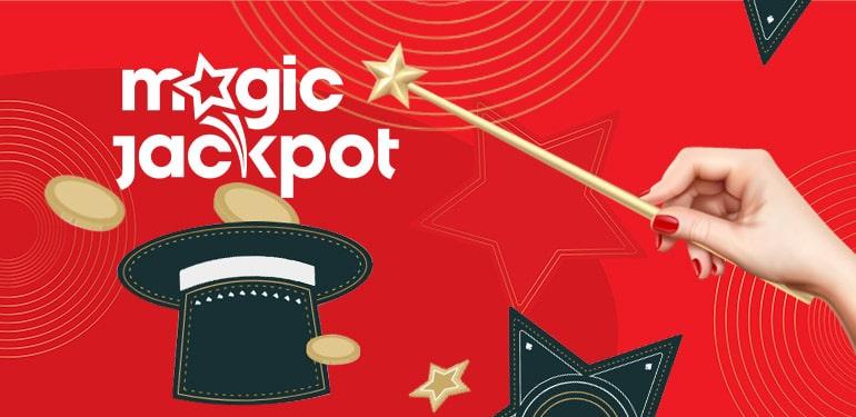 bonus fără depunere Magic Jackpot