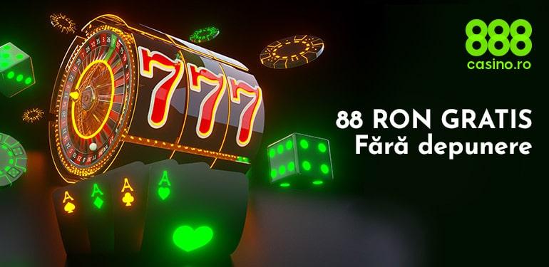 88 ron gratis 888