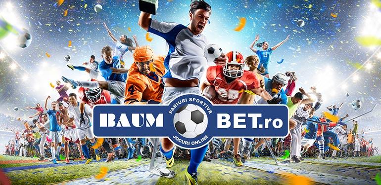 Baumbet bonus sporturi virtuale