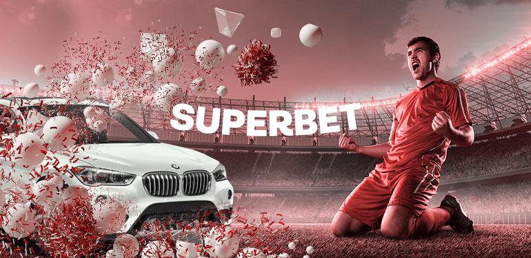 promoție superbet BMW
