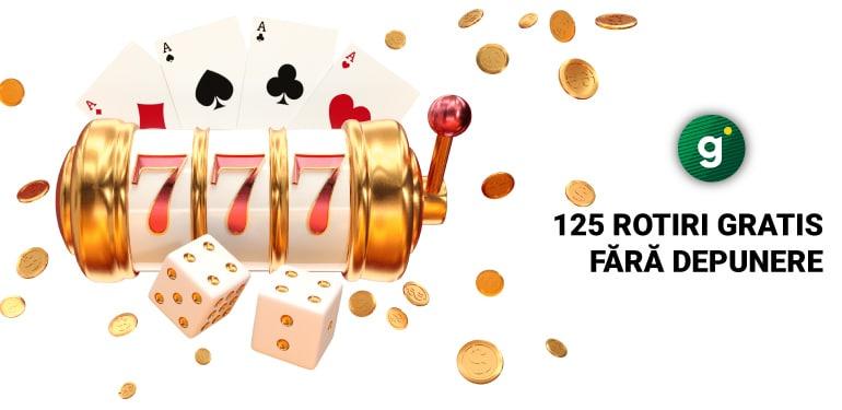 125 rotiri gratuite Gets Bet