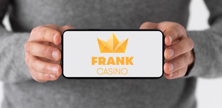 înregistrare frank casino