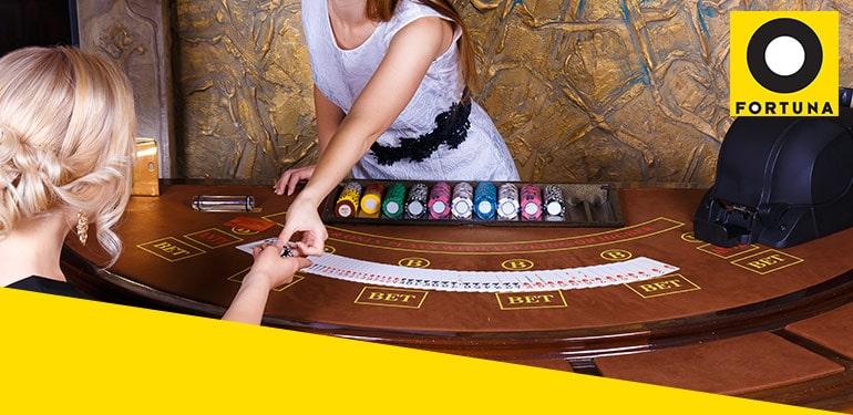 live casino eFortuna